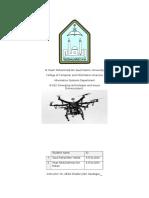 drones  project saud ben heikal anas bin rokan  2106