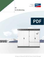 Hybrid Systems-Brochure Sunny Central Storage