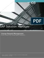 Sap Solution Manager - CHARM - Normal correction v0 1