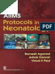 Protocol Neonat