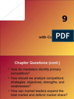 Chapter9 Dealing With Competition