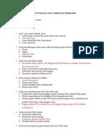 Tugas 15 Pertanyaan Asam Nukleat Dan Glikoprotein