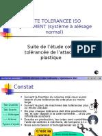 8D - Tolérance ISO -Ajustement