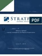 Intel Services Iran
