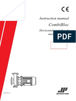 Johnson Pump Horizontal Centrifugal Pump CombiBloc Instruction Manual.pdf