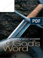 Authority and Power of God's Word - Derek Prince