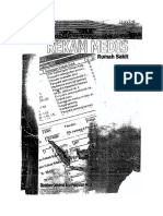 Buku Pedoman Penyelenggaraan & Prosedur Rekam Medis Rumah Sakit Di Indonesia [Depkes Ri, Dirjen Yanmed, 2006]