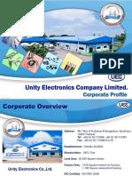 Company Profile 11 Aug 16