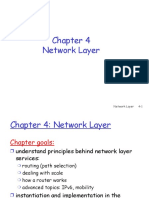 Chapter 4 - The Network Layer