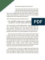 Derajat Manusia Berilmu Dalam Islam