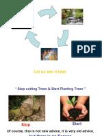 Save Nature Presentation