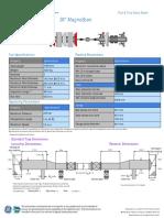 Tool Data Sheet