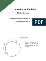 Fundamentos de Mecánica 4-I