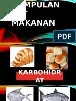 Kumpulan Zat Makanan