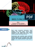 Referat Bell's Palsy