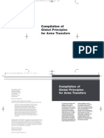 Compilation of Global Principles for Arms Transfers 2007