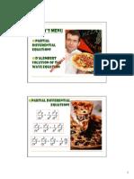 GEM 601 Lecture Slides (PDEs Derivation )
