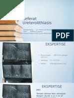 Referat Ureterolithiasis Rani