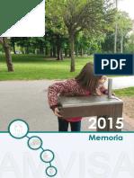 Memoria Anual AmVisa 2015