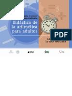 Cuaderno Matematicas 1 INEA