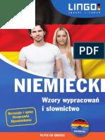 Niemiecki Lingo.wzory Wypracowan