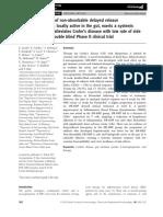 Novel 6MP For IBD