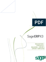 Sage X3 - User Guide - SE_RequestersStatisticsInquiriesImportExportTemplates-US000.docx