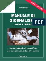 Manuale Di Giornalismo-Indice e Contenuti