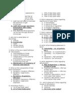 Human Physiology MCQS (2)