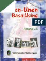 Unen-Unen Basa Using