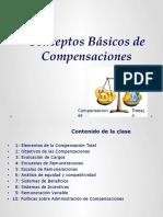 Conceptos Basicos Compensaciones