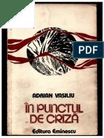 Adrian Vasiliu - In Punctul de Criza