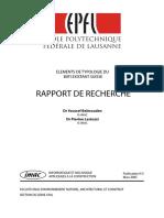Rapport de Recherche