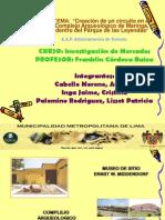 Diapositivas Complejo Arq. de Maranga