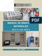 Manual de Ensayos de Materiales EM 2016