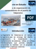 Organizacion Contenedores Valparaiso