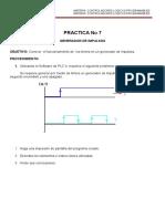 PLC-Practica No 7