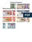 Billetes y Monedas de Quetzal