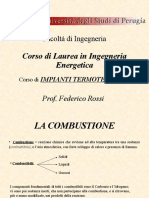 Principi Combustione