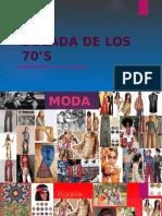 Exposicion de Los 70