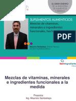 Suplementos Alimenticios Mauricio Santaolaya