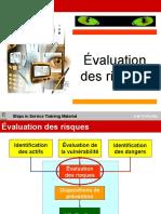3.6- Évaluation Du Risque