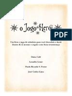 Livro Jogo Do Heroipeq