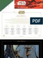 Star Wars - Art of a Saga Masterworks