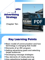 Ppt10- Communication and Advrtising Strategy