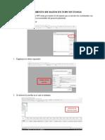 Procesamiento de Datos en Topcon Tools