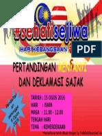 Posteer Merdeka