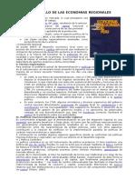 Desarrollo de Las Economias Regionales