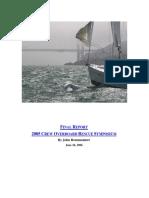 2005 Crew Overboard Symposium