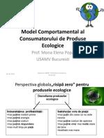 Model Comportamental
